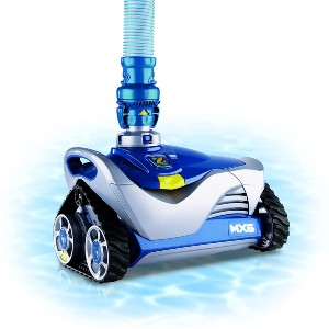 ZODIAC MX6 Automatic Suction Side Pool Cleaner Vacuum - Best Automatic Pool Cleaner Inground: Low-Flow Systems