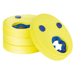 Zoggs Discs Arm Bands - Best Floats for Toddlers: Durable lightweight discs