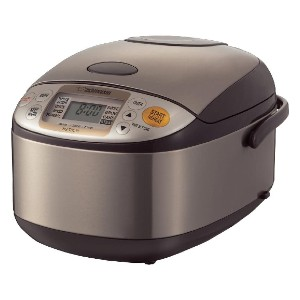 Zojirushi NS-TSC10 - Best Cookers for Rice: Built in Retractable Power Cord