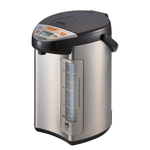 Zojirushi America Corporation Hybrid Water Boiler And Warmer - Best Electric Tea Kettle: Kettle with Large Capacity