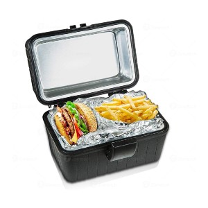 ZONETECH Heating Lunch Box - Best Lunch Box to Keep Food Hot: Roomy Storing Space