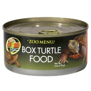 Zoo Med Box Turtle Food Canned Food - Best Box Turtle Food: Excellent Package Food