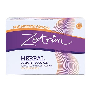 Zotrim Herbal Weight Loss Aid - Best Appetite Suppressants for Women: Natural Hunger Controller