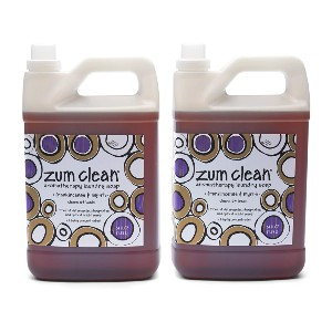 Zum Clean Laundry Soap - Best Laundry Detergents for Grease and Oil: Stunning Classic Scent Detergent