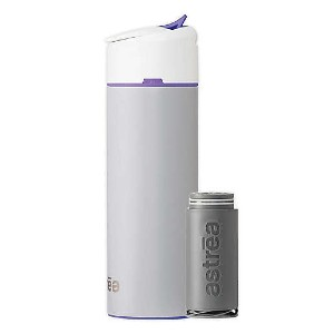 astrea One - Best Water Filtration Bottle for Travel: Vacuum Insulated to Keep Drinks Cold