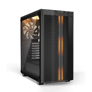 be quiet! Pure Base 500DX - Best Cable Management PC Case: High Airflow Intake