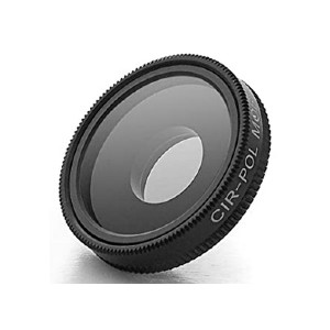 bitplay Advance Circular Polarizer Filter Add-on Lens  - Best Circular Polarizing Filters for Iphone: Just rotate it