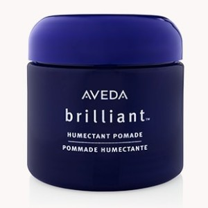 AVEDA brilliant™ humectant pomade - Best Pomade for Thick Hair: Humectant-Rich Pomade Enhances Curl and Adds Shine