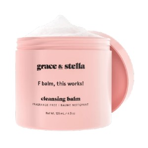 grace & stella cleansing balm - Best Makeup Remover Balms: Always Vegan, Cruelty-Free, and Paraben-Free