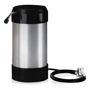 cleanwater4less Countertop Water Filtration System - Best Water Filter Countertop: No cartridges to replace