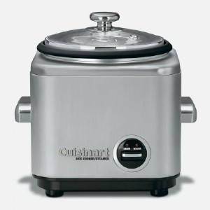 Cuisinart 4 Cup Rice Cooker - Best Cookers for Rice: Limited 3-Year Warranty