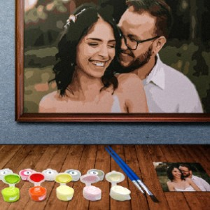 Defirefly Custom Paint by Number Kits - Best Custom Paint by Number Kits: Take your Favorite Photo or Gift to The Next Level