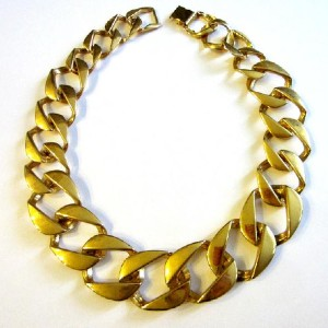 designeruniquefinds Mid Century Modern Necklace - Best Chain Necklace: Incredible Quality Chain Necklace