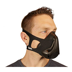 dimok Workout Mask Training Breathing Mask for Running Sports High Altitude Elevation Simulation - Endurance Exercise HIIT - Best Masks for Working Out: Breathe It All In, Live It All Out.