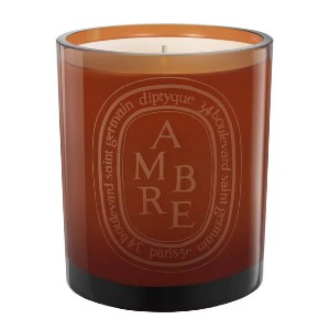 Diptyque Orange Ambre Candle - Best Scented Candles: Ambre scented candle