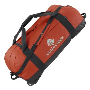 Eagle Creek X-Large, Red Clay - Best Duffel Bag with Wheels: Extra-Durable Duffle with Wheels