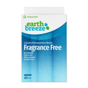 earth breeze Laundry Detergent Eco Sheets - Best Laundry Detergent Sheets: Easy Dissolves Detergent Sheet
