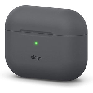 elago  Original Case Cover Compatible with Apple AirPods Pro - Best AirPods Pro Case: Special Anti-slip Coating Inside The Cap