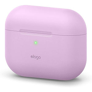 elago Original Case Cover Compatible with Apple AirPods Pro - Best AirPods Pro Case: Supports Wireless Charging Even with The Case On