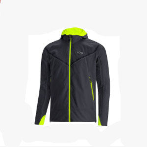 Gore Wear R5 GORE-TEX INFINIUM - Best Rain Jackets for Scotland: Extremely Breathable and Totally Windproof