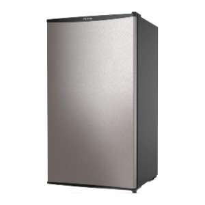 hOmeLabs Mini Fridge - 3.3 Cubic Feet Refrigerator - Best Refrigerator for Apartment: Easy to clean