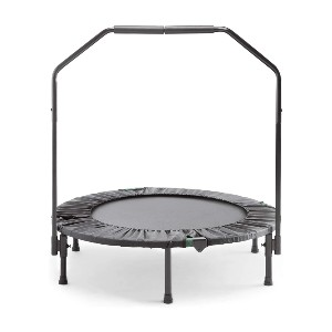 Marcy Trampoline Cardio Trainer with Handle ASG-40 - Best Home Trampoline for Adults: Pocket-friendly handled option