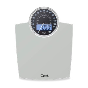 Ozeri Rev 400 lbs Bathroom Scale  - Best Weighing Scale for Home Use: When retro meets modern