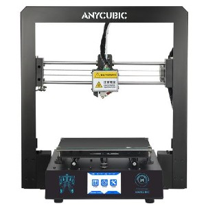 ANYCUBIC i3 Mega - Best 3D Printers for Miniatures: Solid, Metal-Framed 3D Printer