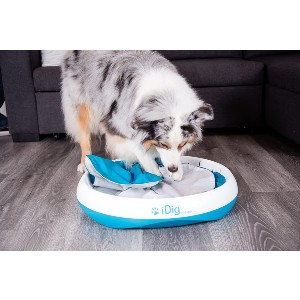 iFetch iDig Digging Toy by iFetch - Best Interactive Dog Toys: Digging Toy