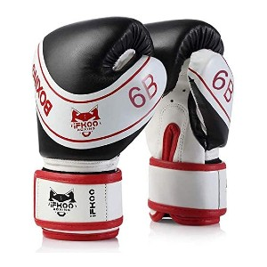 iFkoo Kids Boxing Gloves - Best Boxing Gloves for Kids: Suitable for Child Grappling and Striking