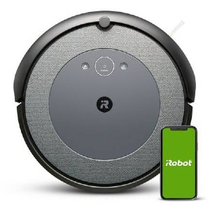 iRobot Roomba i3 (3150) - Best Robot Vacuum Cleaner: Powerful Performance and Powerful Pick Up