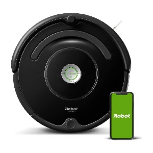 iRobot Roomba 675 Robot Vacuum - Best Robot Vacuum Cleaner for Pet Hair: Adaptive Navigation