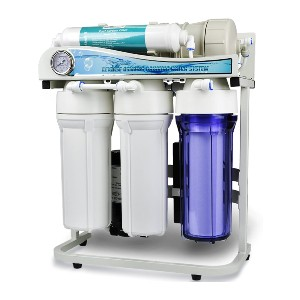iSpring RCS5T  - Best Tankless RO Water Filter System: Best for residential or commercial use