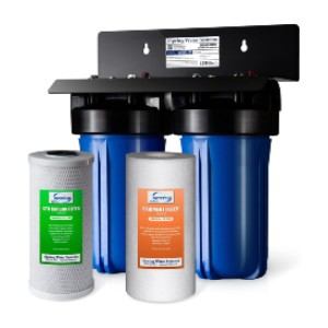 iSpring WGB21B  - Best Tankless RO Water Filter System: Best for budget