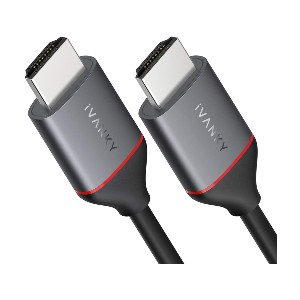 iVANKY 4K HDMI Cable - Best HDMI Cables for Apple TV 4K: Surrounding Audio and ARC