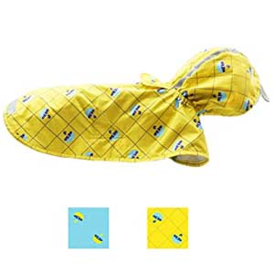 Kyeese Dog Rain Poncho - Best Raincoats for Corgis: Remarkably well-made
