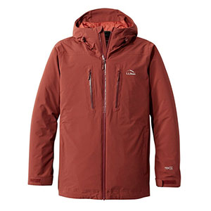 L.L.Bean PrimaLoft Packaway Jacket - Best Rain Jackets for Scotland: Fully Adjustable Hood