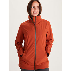 Marmot Women's Lea Jacket - Best Rain Jackets for Scotland: Zippered Hand Pockets