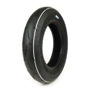 Mitas MC 35 Racer Super Soft - Best Tires for Classic Vespa: Soft but sticky road race tires for your Vespa!