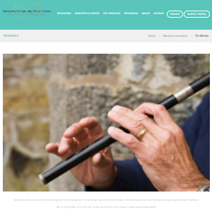 Nantucket Community Music Center Tin Whistle Online Lesson - Best Online Tin Whistle Lessons: For Beginner Learners
