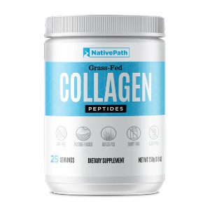NativePath Collagen Peptides - Best Collagen Powder for Coffee: Restore Joint, Bone and Muscle Strength