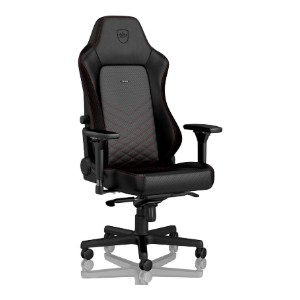 noblechairs Hero Gaming Chair  - Best Gaming Chairs for Back Pain: Smart and Sophisticated