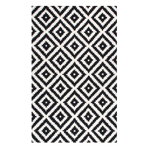 nuLOOM Kellee Contemporary Wool Area Rug - Best Rug for Entryway: Compliment every room