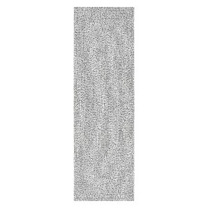 nuLOOM Lefebvre Braided Indoor/Outdoor Runner Rug - Best Entry Rug for Hardwood Floor: Resistants to common spills and stains