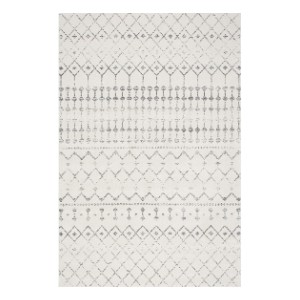 nuLOOM Moroccan Blythe Area Rug - Best Rug for Under Kitchen Table: Great for high traffic areas