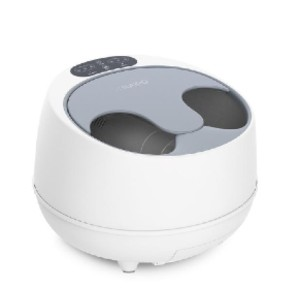 NAIPO oFlexiSpa - Best Foot Massager for Circulation: Innovative Steam Spa Experience