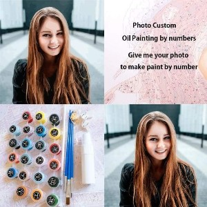 Paint by Numbers Online CUSTOM Paint by Numbers Kits - Best Custom Paint by Number Kits: Unleash Your Inner Artist