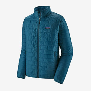 Patagonia Men's Nano Puff® Jacket - Best Rain Jackets for Scotland: Warm and Lightweight