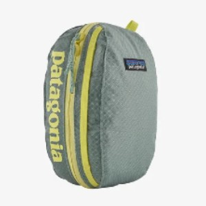 Patagonia Black Hole® Cube - Small - Best Toiletry Bags for Men: Durable and weather-resistant bag
