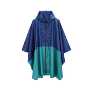salamra Fashion Rain Poncho - Best Raincoats for Women: Extremely Waterproof and Reusable of Long Periods of Time